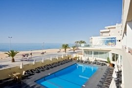 Dom Jose Beach Hotel in Algarve
