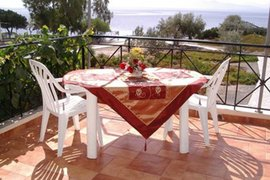 Sirens Resort Thesseus apartment in Loutraki