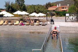 Sirens Resort Hercules apartment in Loutraki
