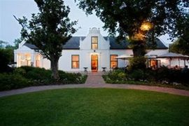 Erinvale Estate Hotel And Spa in Somerset West