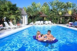 SAN VALENTIN AND TERRAFLOR BUNGALOWS-STUDIOS in Playa del Ingles