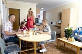Brean Sands Holiday Park in Burnham-on-sea