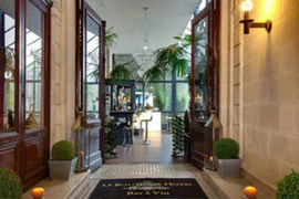 Le Boutique Hotel in Bordeaux