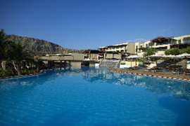 AquaGrand of Lindos exclusive deluxe resort in Rhodes