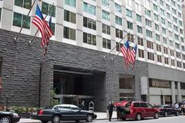 Le Parker Meridien New York in Midtown Manhattan