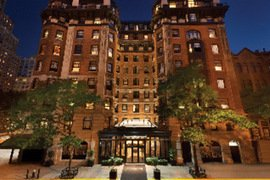 Hotel Belleclaire in Upper West Side
