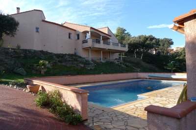 Accessible villa in Ceret, France