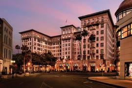Beverly Wilshire, a Four Seasons Hotel in Los Angeles