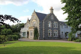Holmhill House in Grantown on Spey
