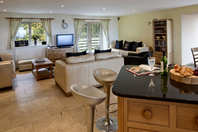 Accessible disabled access luxury cottage in Lancashire, UK