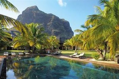 Five-star Mauritius hotel