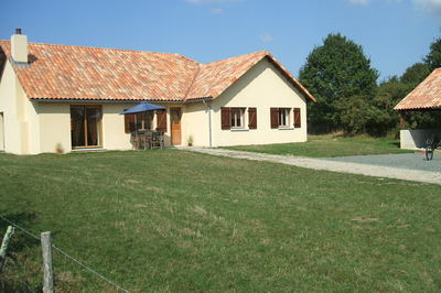 Accessible villa in Charente, France