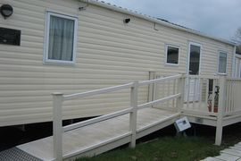 Pitch M2 Hayling Island Holiday Park in Hayling Island