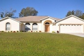 Palm Tree Villa in Kissimmee