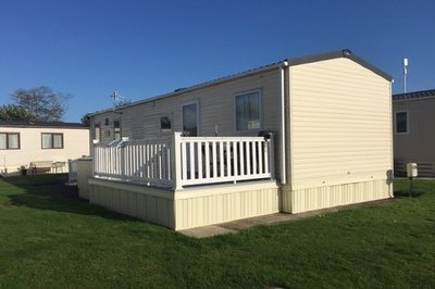 Disabled accessible Bournemouth holiday caravan