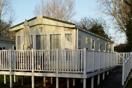 Entrust Care Accessible Caravan - Southview Holiday Park in Skegness
