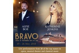 BRAVO, Cruise of performing arts 2018 in Accessible Cruises
