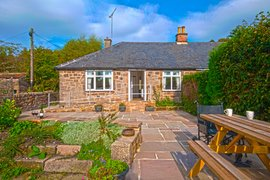 Croft Bungalow in Matlock