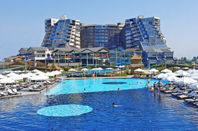 Deluxe Hotel Resort Lara Beach 98204 In Antalya