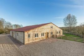 Andersey Farm - Orchard Barn in Wantage