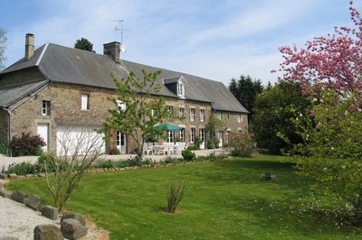 Disabled-friendly holiday villa in Normandy, France