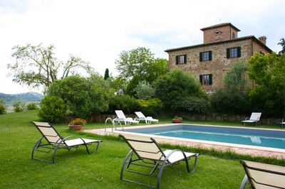 Disabled-friendly villa in Tuscany, Italy