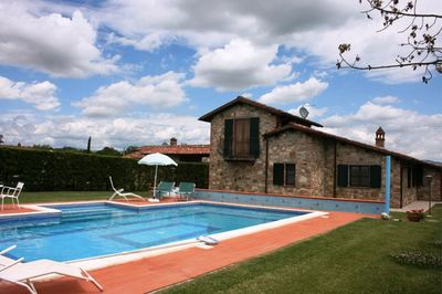 Disabled-friendly villa in Umbria, Italy