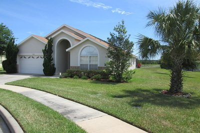Accessible villa with pool hoist, close to Walt Disney World Resort, Orlando, Florida