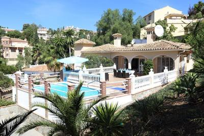 Beautiful disabled access villa with pool in Costa del Sol, Spain