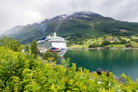 P&O Scandinavia Cruises in Scandinavia