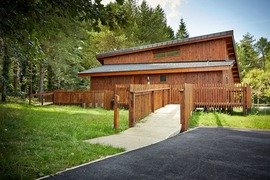 Silver Birch 2 WF (Pet) - Blackwood Forest Lodges in Micheldever