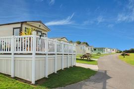 Osprey 2 WF, Meadow Lakes Holiday Park in St Austell