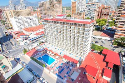 Disabled-friendly Benidorm hotel