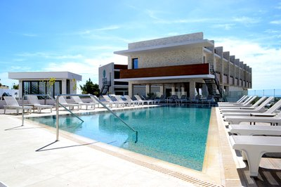 Accessible holiday care resort with profiling bed in Larnaca, Cyprus