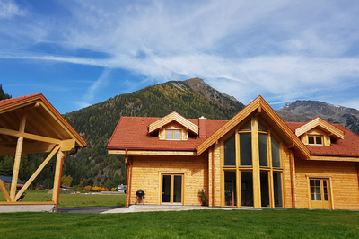 New disabled-friendly holiday chalet in the Austrian Alps