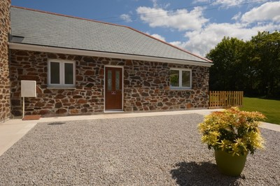 New accessible holiday barn conversion in Cornwall