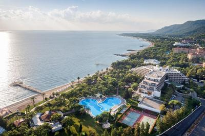 New disabled-friendly hotel in Kemer, Turkey