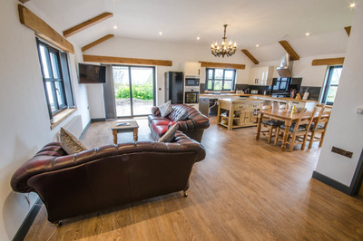 New accessible holiday cottage in Perranporth