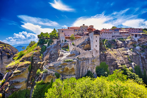 Grand Meteoran Monastery, Thessaly, Greece