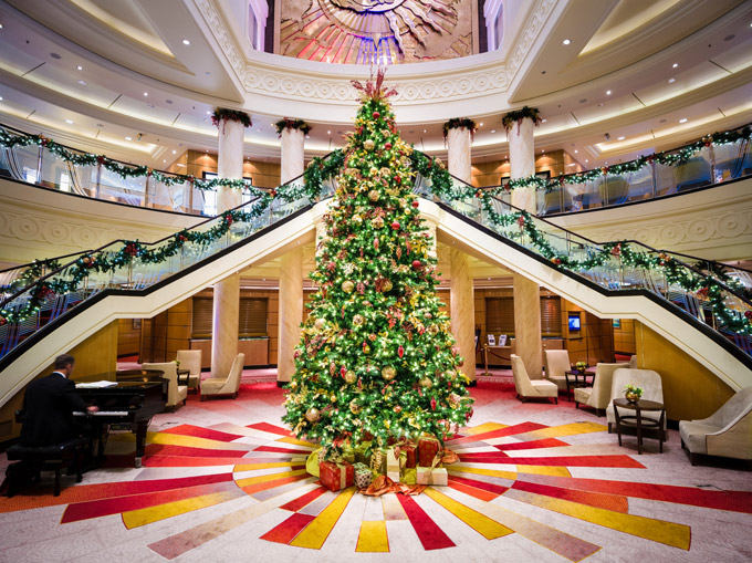 Christmas Cruises.Accessible Christmas Cruises