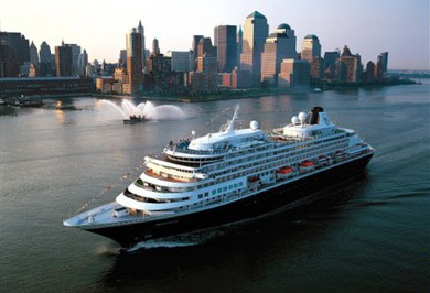 Holland America Line Canada and New England cruise