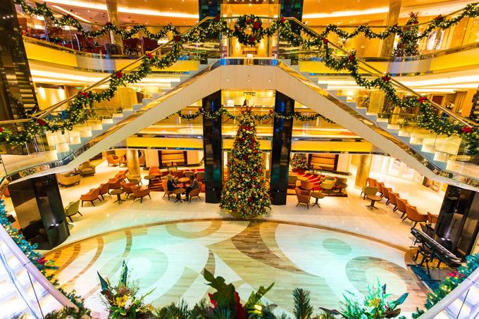 A Christmas Cruise.Accessible Christmas Cruises