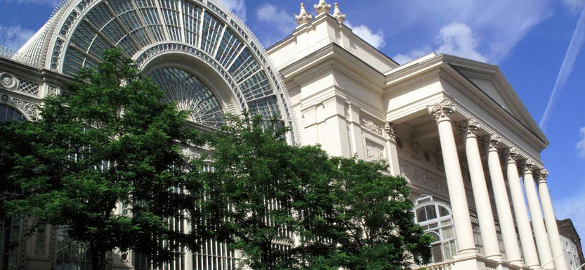The Royal Opera House, London
