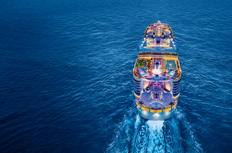 Allure of the Seas accessible cruise ship