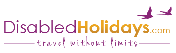 Disabled Holidays logo