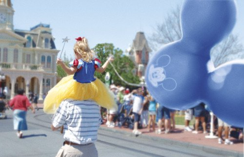 Accessible Holidays in Walt Disney World Resort for people