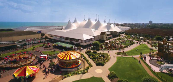 Butlins holiday park, Bognor Regis, UK