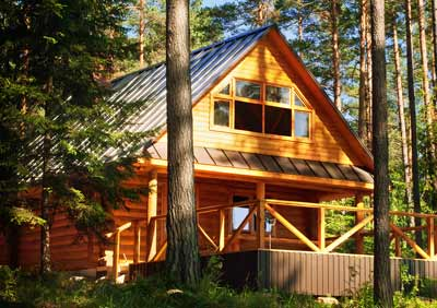 Accessible Log Cabins Lodges And Chalets