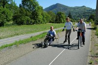 Accessible cycling in the French Pyrenees