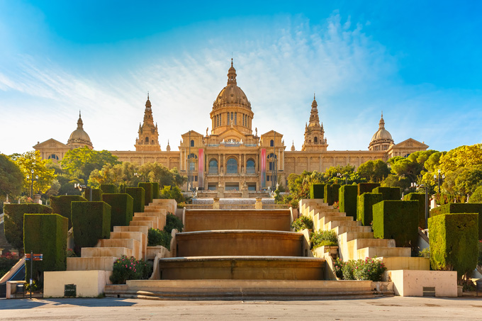 National Museum, Barcelona, Spain